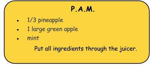 Meet the juices how to do your very own diy blueprintcleanse pam malvernweather Choice Image