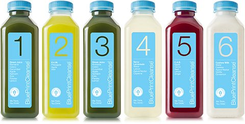 Meet the Juices: How to do Your Very Own DIY Blue Print Cleanse