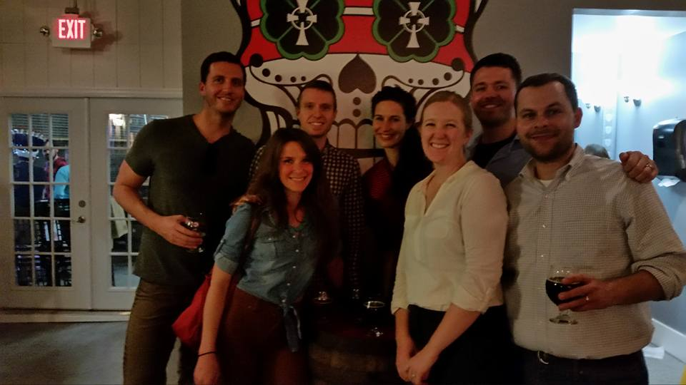 3 Stars Brewery holiday party!