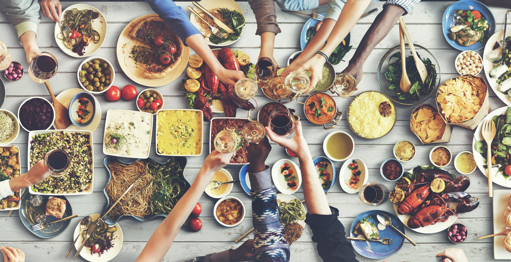 How did my 2017 new years resolution go notes from a messy kitchen back in january i made a new years resolution to cook a recipe from every country in the world i was off to the races making recipes from 19 different forumfinder Image collections