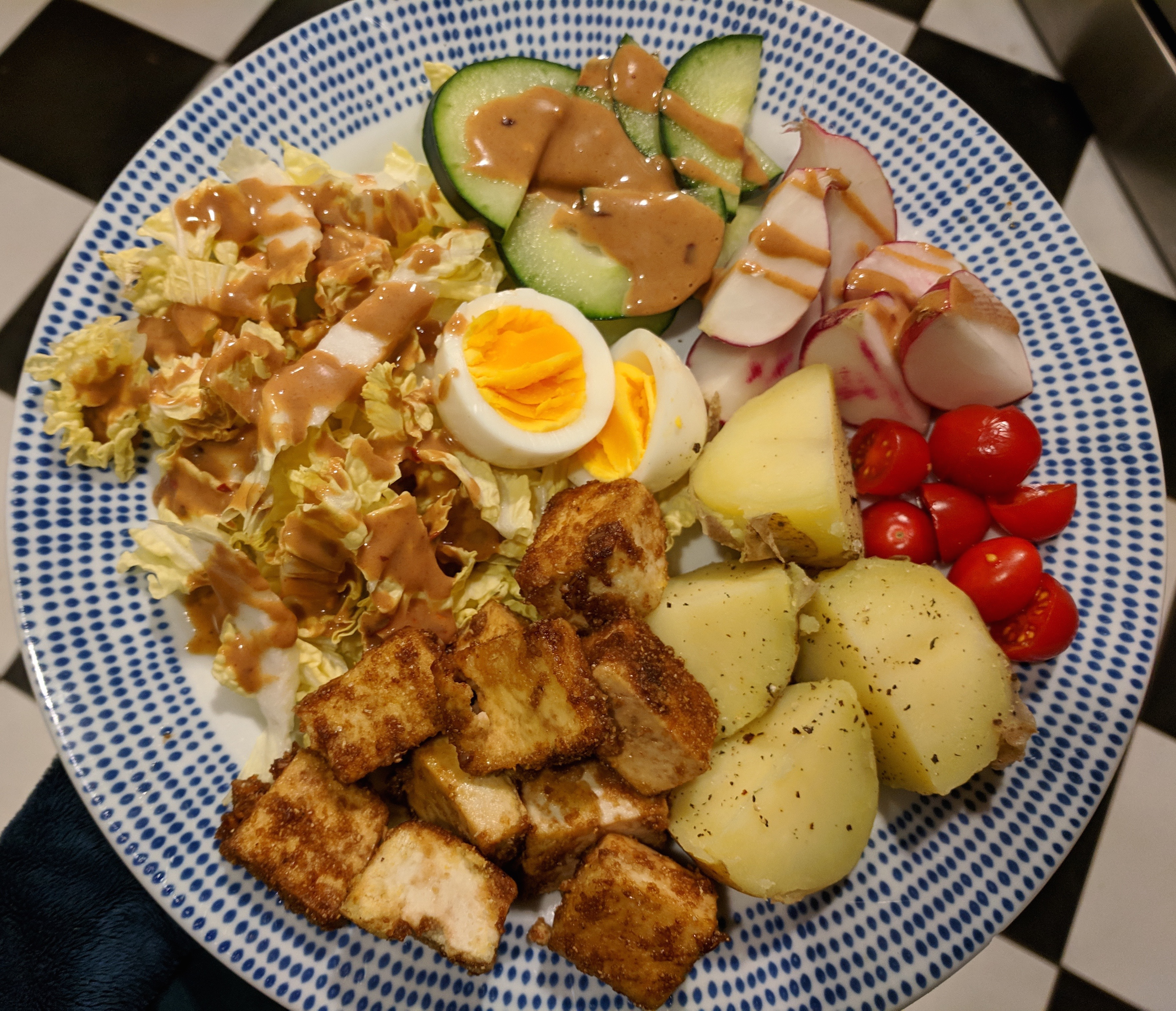 Indonesia Gado Gado Notes From A Messy Kitchen